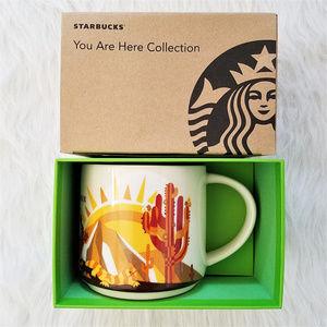 Great Gift! NWOT - Starbucks Mug Phoenix in box